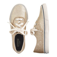 Girls' Sperry Top-Sider® for crewcuts glitter sneakers - the glitter shop - Girl's Girl_Special_Shops - J.Crew