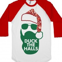 White/Red T-Shirt | Duck Dynasty Shirts
