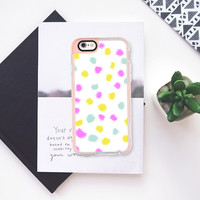 Bright Dots - Brightly Spring iPhone 6s case by Allyson Johnson | Casetify