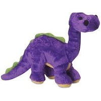 Just For Me Dino Tiny Dog Toy by GoDog