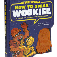 Chronicle Books Sci-fi How to Speak Wookiee