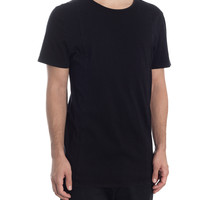 Hacks Knit T-Shirt - Black