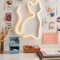 LED Cat Light - Urban Outfitters