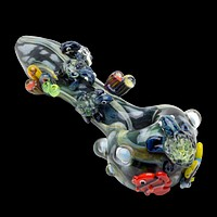 Empire Glassworks East Australian Current Large Glass Pipe