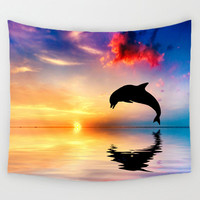 Tapestry THE DOLPHIN