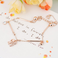 Jewelry Shiny Cute Gift Ladies Sexy Stylish New Arrival Summer Anklet [6049497601]
