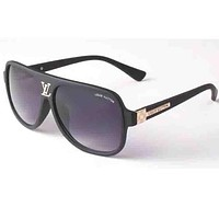 LV Stylish Unisex Summer Sun Shades Eyeglasses Glasses Sunglasses #2 I-ANMYJ-BCYJ