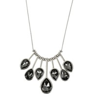 Teardrop Stone Necklace - Necklaces - Kenneth Cole