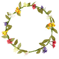 Wild Flower Garland - Festival - Clothing - Topshop USA