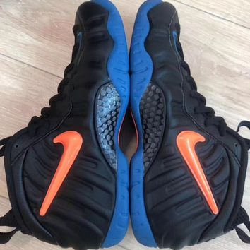Air Foamposite Pro Black/Orange