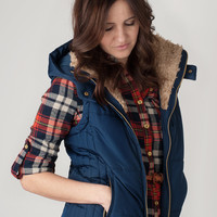 Hooded Puffer Vests - 3 Colors