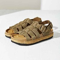 Jeffrey Campbell X UO Leather Rayanne Sandal
