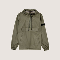 TECHNICAL JACKET WITH POUCH POCKETDETAILS