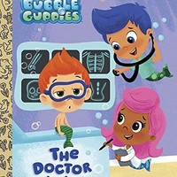 The Doctor Is In! Little Golden Books