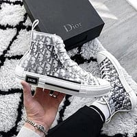 DIOR Hot Sale Women Casual High Help Sport Sneaker Shoes