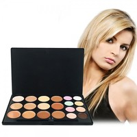 20 Color Professional Makeup Concealer Camouflage Palette (Random Brush)