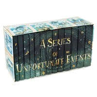 Lemony Snicket's A Series of Unfortunate Events Book Set
