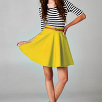 Stand By Me Dress - Mustard
