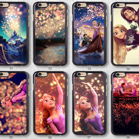 Tangled Protective Phone Case For iPhone case & Samsung case, H55