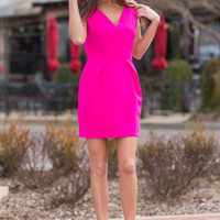 You'll Sway For This Dress, Pink