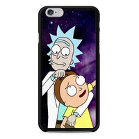 Rick And Morty Space 3 iPhone 6/6s Case