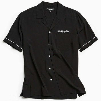 Playboy Rayon Camp Shirt | Urban Outfitters