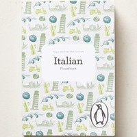 Italian Phrasebook by Anthropologie in Multi Size: One Size Books