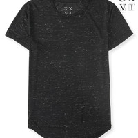 United XXVI Guys Marled Longer Length Tee