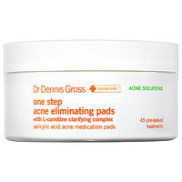 Acne Eliminating Pads -- 45 Treatments