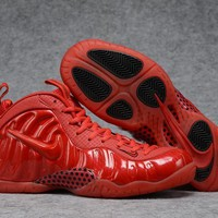 Nike Air Foamposite Pro Red-1