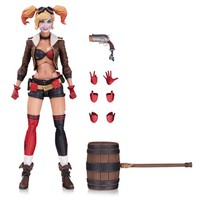 DC Bombshells Harley Quinn Action Figure - DC Collectibles - Batman - Action Figures at Entertainment Earth