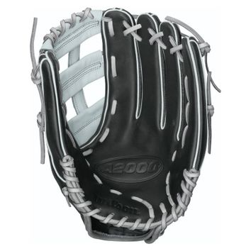 Wilson A2000 SuperSkin Fastpitch Outfield Glove 12.75 Inch 1275SS