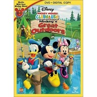 Mickey Mouse Clubhouse: Mickey's Great Outdoors (2 Discs) (Includes Digital Copy)