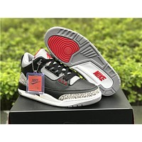 Air Jordan 3 Og Black Cement 854262 001 Us8 13 | Best Deal Online