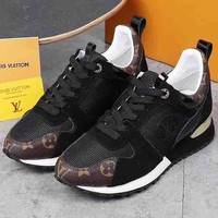 LV Louis Vuitton 2018 trendy counters fashion high-quality fashionable running shoes F-ALS-XZ