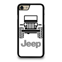 ABSTRACT JEEP iPhone 7 Case
