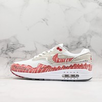 Nike Air Max 1 Sketch To Shelf - University Red - Best Online Sale