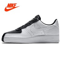 Original New Nike Air Force 1 Low Split AF1 Mens Skateboarding Shoes Sneakers Classique Comfortable Breathable 905345-004