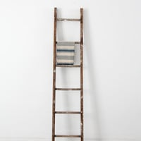 antique picking ladder
