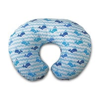Original Boppy Nursing Pillow and Positioner - Whale Watch
