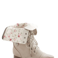 ModCloth Military Naturally Timeless Boot