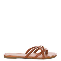 Jayla Sandals - Tan