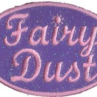 Iron-on Patches - Fairy Dust Sassy Iron-on Patch