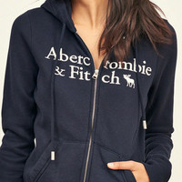 AF female Sweater Hoodie cotton sport coat