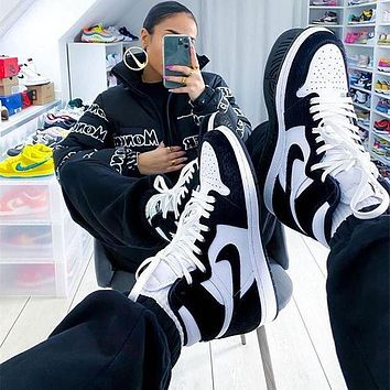 DIOR NIKE Air jordan women men sneakers Shoes