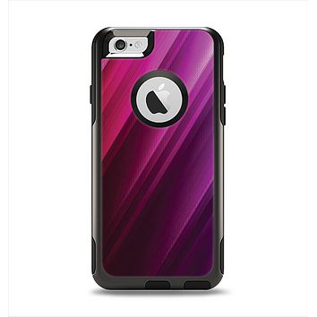 The Neon Slanted HD Strands Apple iPhone 6 Otterbox Commuter Case Skin Set
