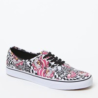 Vans - Disney Authentic Cheshire Cat Shoes - Mens Shoes - Multi