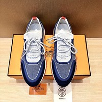 HERMES  Women's Men's 2020 New Fashion Casual Shoes Sneaker Sport Running Shoes