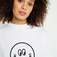 Lazy Oaf You're Not Invited T-Shirt Dress | Urban Outfitters