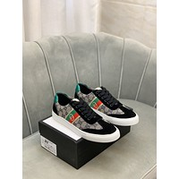 Gucci 2021Men Fashion Boots fashionable Casual leather Breathable Sneakers Running Shoes07230CX